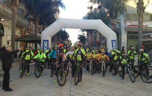 Grande successo il freebike tour organizzato dall'A.S. Strashiddati