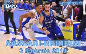 Terzo tempo: il video di Sassari-Brindisi