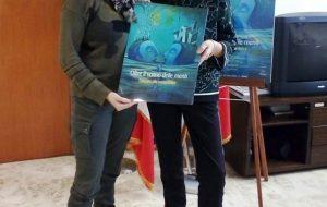 """L'I.T.T. """"Giorgi"""" dona 60 tavole artistiche all'Associazione Cuore di donna"""
