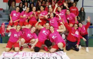 La VoloRosa Basket Brindisi sul tetto di Puglia: è alle Finali Interregionali di Roma