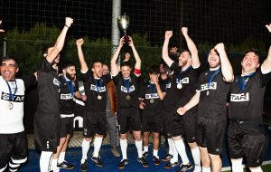 Da Francavilla Fontana alle finali di  Gazzetta Football League