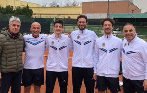 Tennis, Serie C: Il CT Brindisi batte Foggia e conquista i primi due punti stagionali