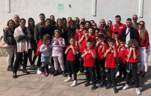 """I piccoli atleti della Boxe Iaia Brindisi in evidenza al """"I° Criterium Giovanile Regionale Puglia/Basilicata"""" svoltosi a Taranto"""
