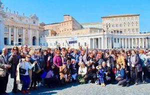 La BrinAIL a Roma in visita a Papa Francesco