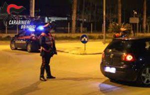 Controlli nella fascia nord della Provincia: i Carabinieri a Cisternino e Fasano, la Polizia ad Ostuni