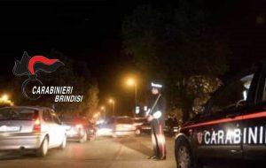 Controlli dei Carabinieri a Mesagne e Latiano: posti di blocco, sequestri e denunce