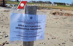 Scarico abusivo nelle acque di Torre Guaceto: scatta il sequestro preventivo di 40.000 metri quadri