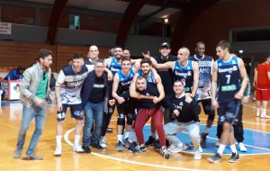 La Dinamo Brindisi batte il Cus Bari e conquista i play off per il quarto anno consecutivo
