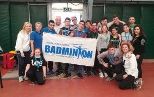 L'Epifanio Ferdinando si qualifica per la fase regionale del campionato studentesco di Parabadminton