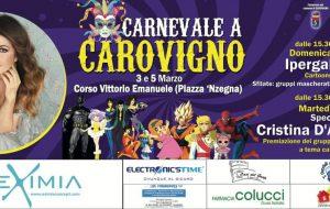 Il Carnevale a Carovigno 2019 continua con il concerto live gratuito di Cristina D'Avena