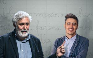 """Francesco Piccolo e PIF al Teatro Verdi di Brindisi in """"Momenti di Trascurabile (In)felicità"""""""