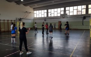 Giochi Sportivi Studenteschi tra Palumbo e Marzolla