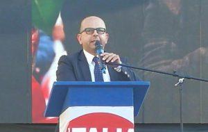 Giovanni Barletta candidato sindaco di Villa Castelli