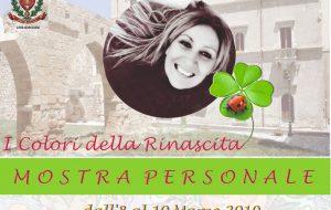 """8 Marzo: Cuore di donna presenta """"I colori della rinascita"""", mostra personale dell'artista Patrizia Minardi"""