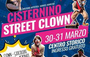 È tutto pronto per il Cisternino Street Clown