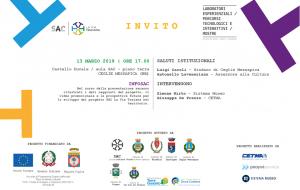 InfoSac: appuntamento il 13 Marzo a Ceglie Messapica