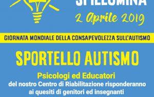Giornata Mondiale Per La Consapevolezza Sull'autismo: il 2 Aprile Sportello Autismo a La Nostra Famiglia di Ostuni