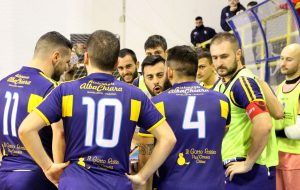 L'Olympique Ostuni batte l'Andria e riapre i giochi per la promozione