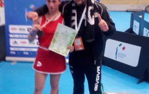 Boxe Iaia: argento per la brindisina Rosa Di Lena al campionato italiano Elite