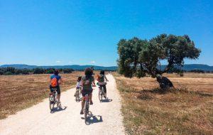 In bici sulla Via Traiana: dal Parco Dune Costiere ad Egnazia