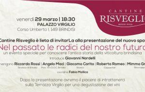 Cantine Risveglio organizza un evento speciale per conoscere l'antica storia della vitivinicoltura brindisina.