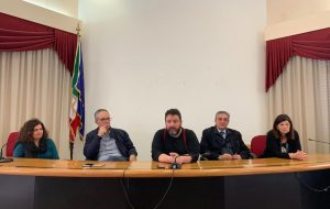 """Presentato il progetto """"Circolo della Legalità"""""""