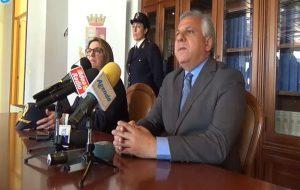 Si è insediato il dott. Ferdinando Rossi, il nuovo Questore di Brindisi. Il video di Agenda Brindisi