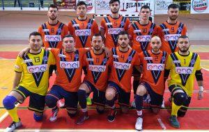 Futsal Brindisi sconfitto a Palo del Colle