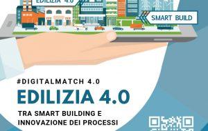 Digital Match. Edilizia 4.0 tra smart building e innovazione dei processi