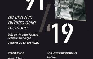 Il 7 Marzo a Palazzo Nervegna si rivive l'accoglienza brindisina al popolo albanese