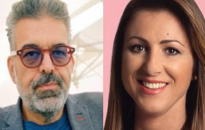 Domani mattina si presentano Toni Matarrelli e Rosanna Saracino