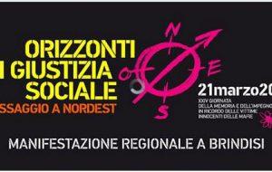 ANPI e UniSalento aderiscono alla manifestazione contro le mafie del 21 marzo a Brindisi