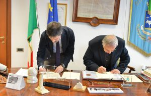Firmato un protocollo d'intesa tra le città di Matera e Francavilla Fontana