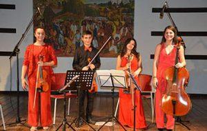 Prosegue la stagione artistica dell'AGiMus con il Quartetto Abreu