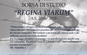 """Al via la terza edizione del Concorso """"Regina Viarum"""": tre borse di studio per studenti brindisini"""