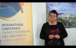La Prof.ssa Stefania Maggi nuovo presidente della Fondazione Dieta Mediterranea