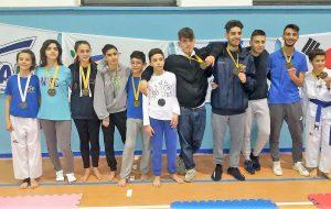 Taekwondo: sette medaglie d'oro per la Gold Team al campionato interregionale di Bari