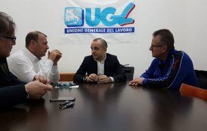 Leonardo: l'UGL incontra l'On. D'Attis