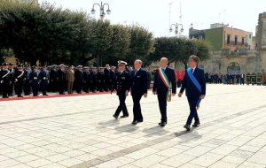 Brindisi ha festeggiato il 74° Anniversario della Liberazione