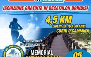 7° Memorial Melissa Bassi: il 5 Maggio inedito circuito podistico sulla costa brindisina