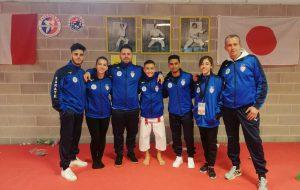 Gli atleti della Metropolitan Karate Brindisi al XX Open d'Italia di Riccione