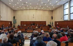L'ordine del giorno del Consiglio Comunale di Brindisi fissato per Lunedì 10 Febbraio