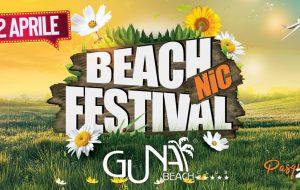 Beach Nick Festival: la Pasquetta del Guna