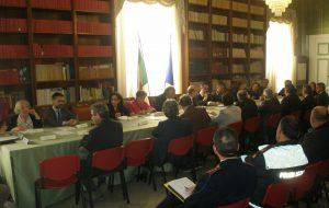 Il Comitato Provinciale per l'Ordine e la Sicurezza Pubblica si riunisce per definire i servizi in occasione delle prossime festività