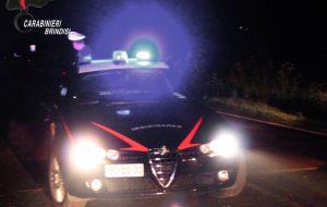 Inseguimento notturno tra Carabinieri e un Suv per le campagne di Specchiolla: recuperata refurtiva