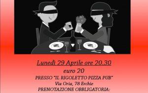 Cena Al Buio con l'Unione Italiana Ciechi