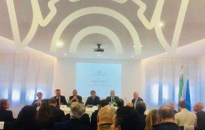 """Confindustria Brindisi: workshop su """"L'industria aerospaziale: presente e futuro""""."""