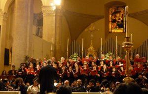 "Sabato 13 a Francavilla ""Per Crucem"", concerto di musica sacra"