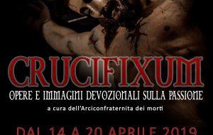 """A Latiano """"Crucifixum. Opere e immagini devozionali sulla Passione"""""""
