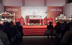 Erchie: ecco le spoglie di Santa Lucia e Sant'Irene